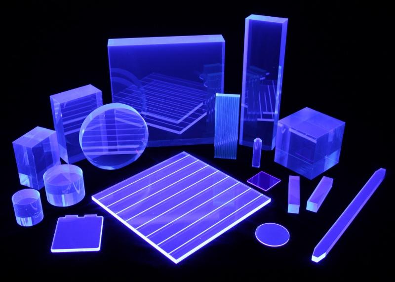 Eljen Technology Plastic Scintillators